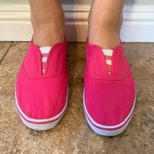 Forever 21 Pink Sneakers - Size 8